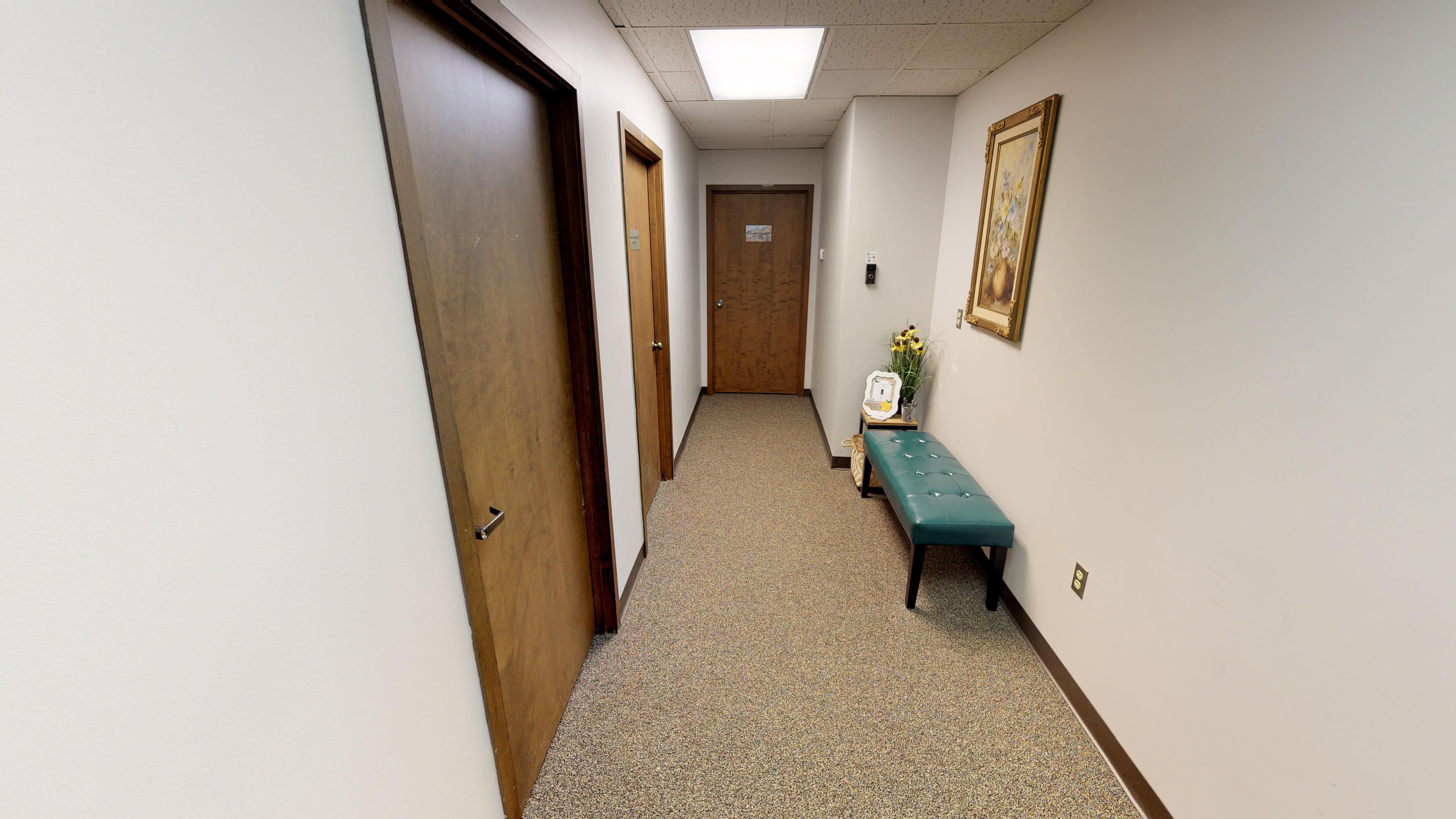 Waiting Area – Interior